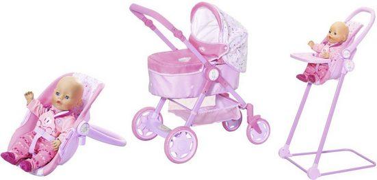 Zapf Creation® Puppen Accessoires-Set »BABY born® Baby Evolve 11-in-1 Funktionen«