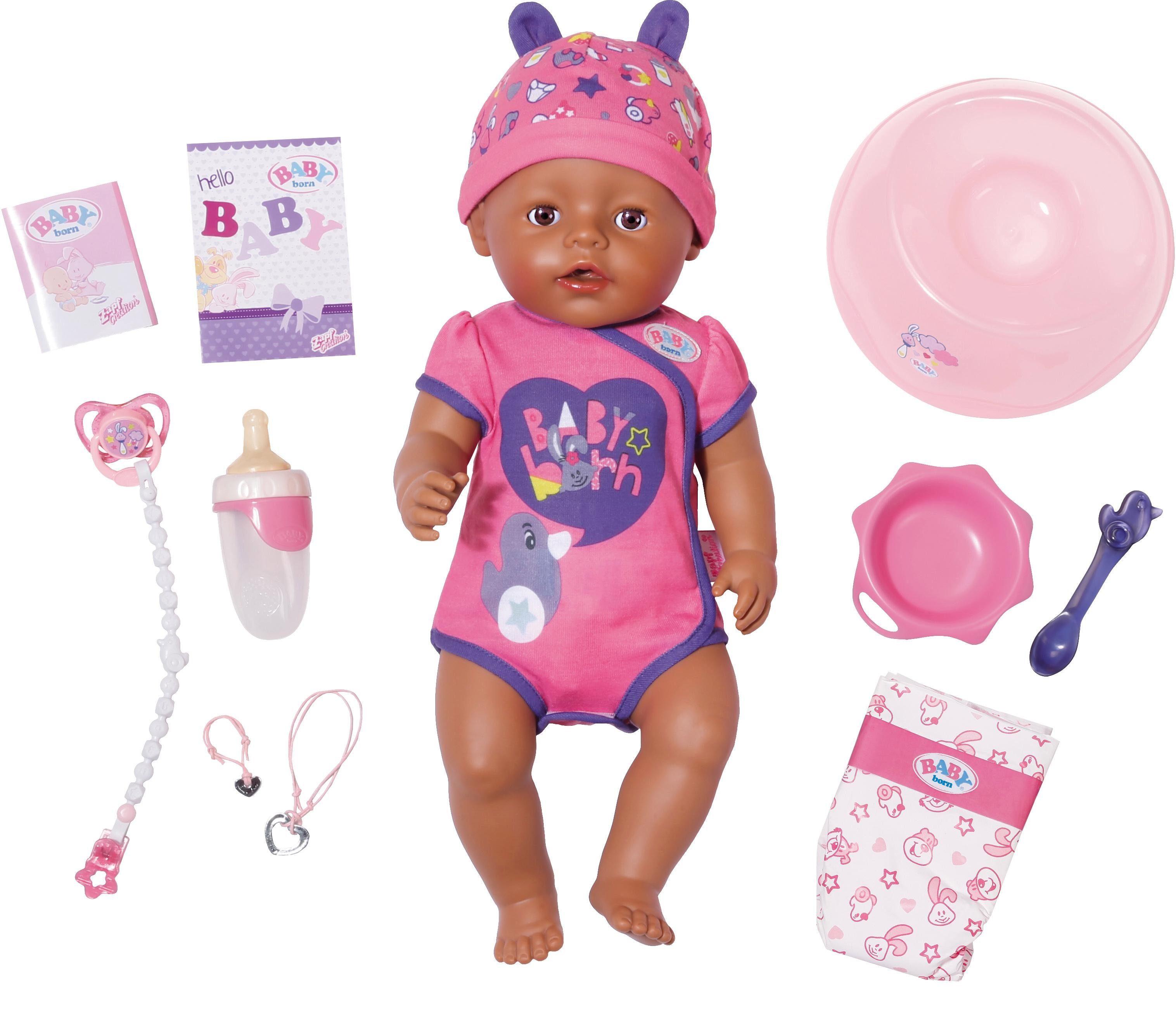 Kleidung & Accessoires Zapf BABY born® Schwimmspaß Set ab 3 Jahren