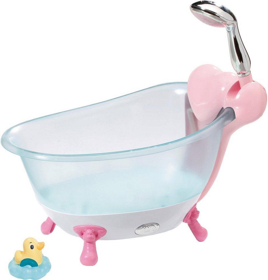 zapf creation puppen badewanne baby born badewanne online kaufen otto