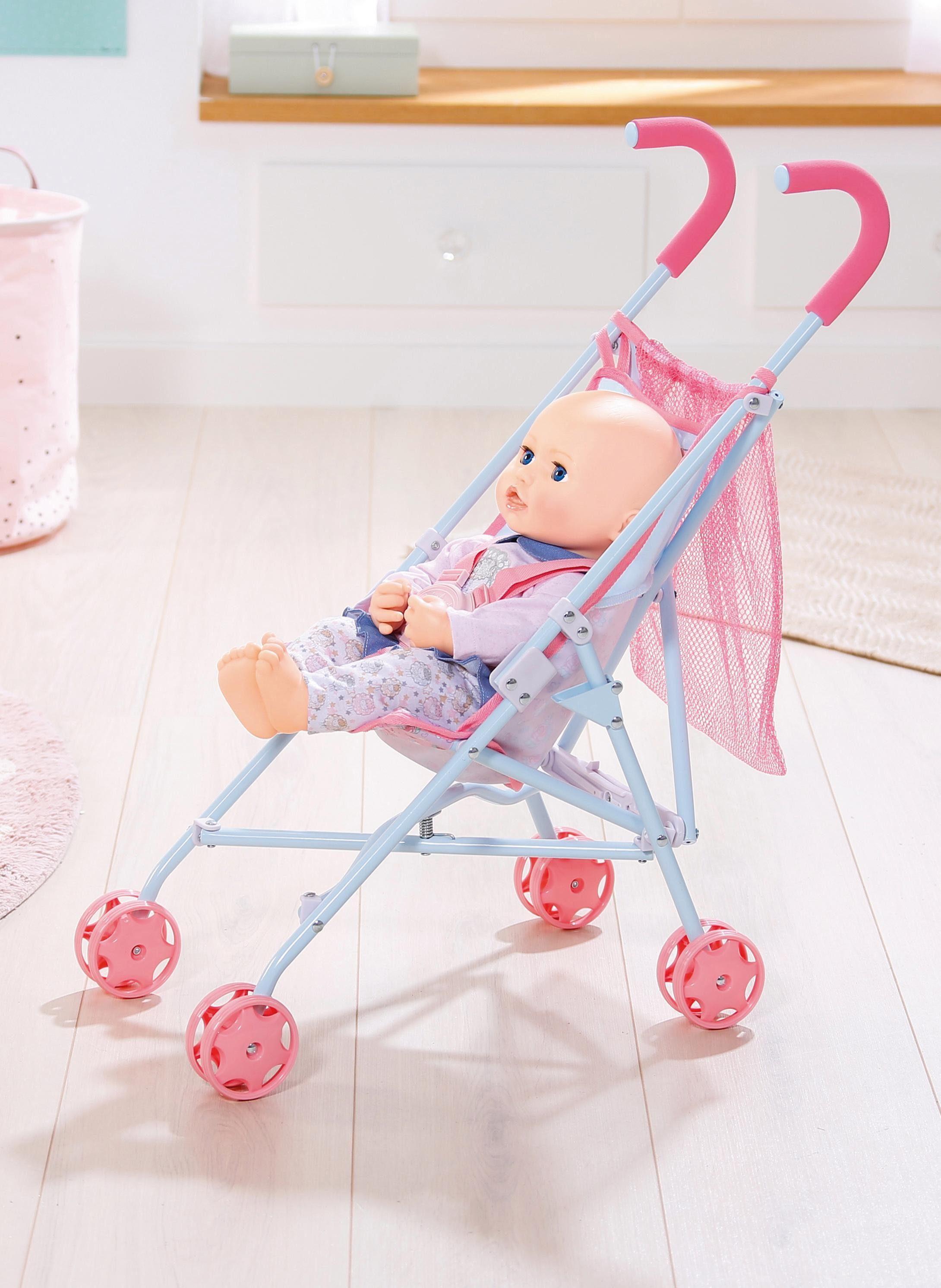 Zapf Creation Puppenbuggy, »Baby Annabell® Stroller mit Tasche«