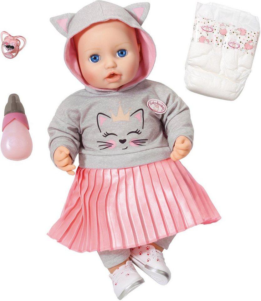 Zapf Creation Puppe mit Puppenzubehör,  Baby Annabell® Katzenberger Edition  online kaufen
