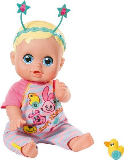 Zapf Creation® Babypuppe »BABY born® Funny Faces Bouncing Babys«