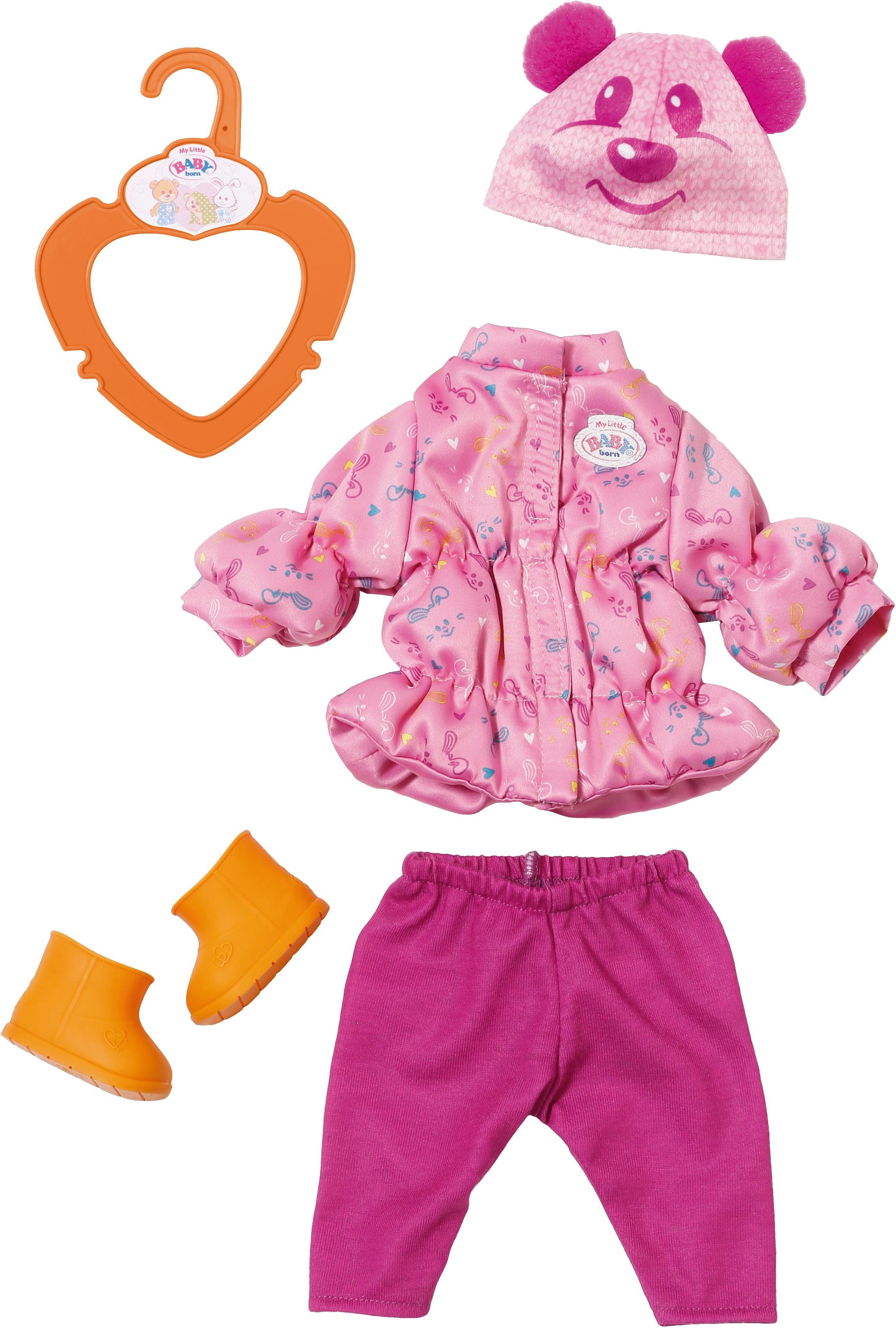 Zapf Creation Puppenkleidung, »My Little BABY born® Winter Outfit«