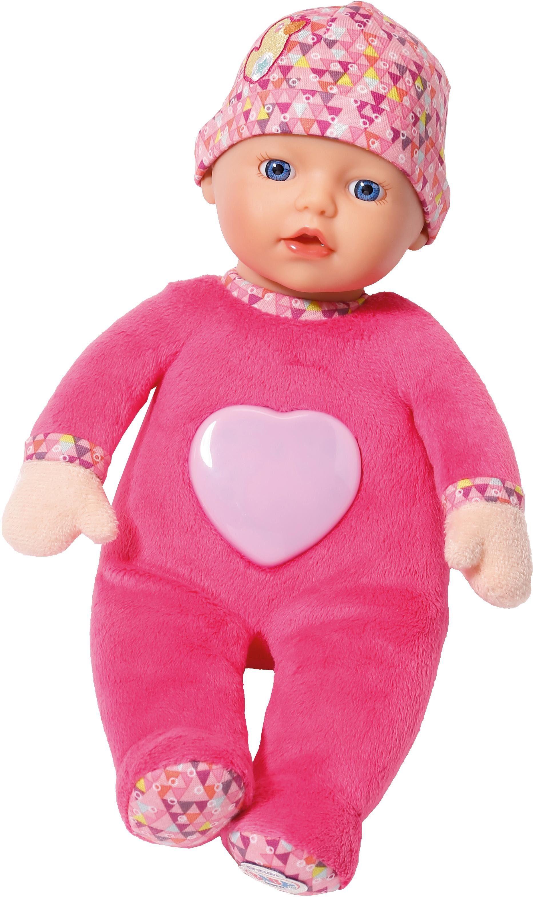 Zapf Creation Stoffkörperpuppe, »BABY born® for babies Nightfriends«