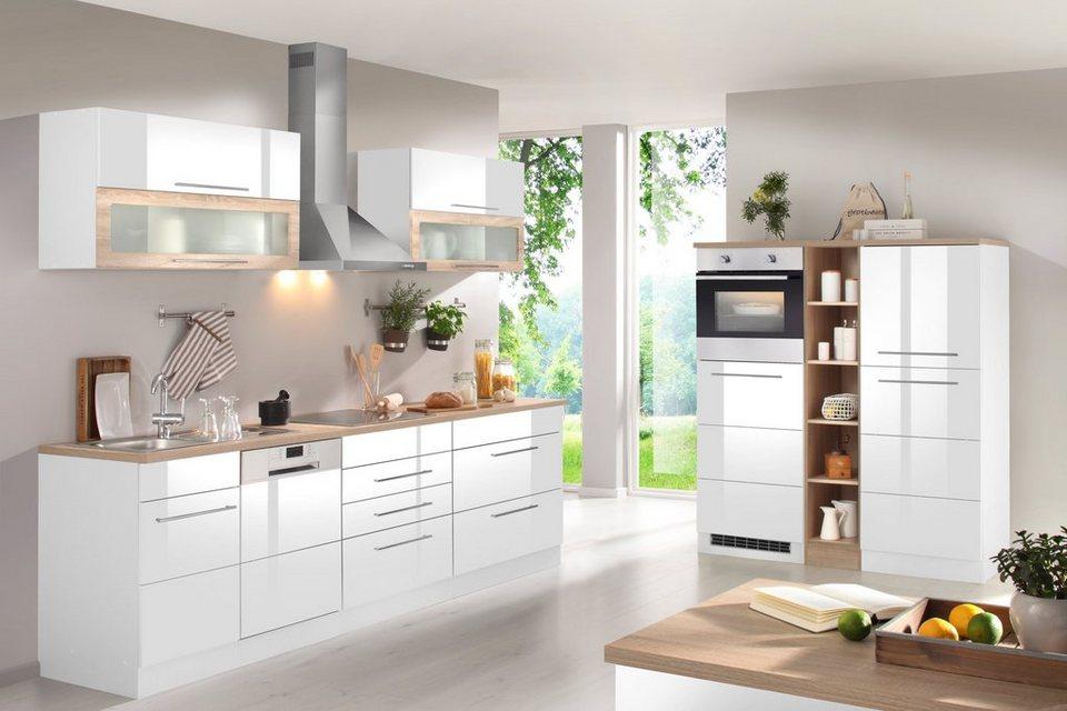 held m bel k chenzeile mit e ger ten breite 440 cm wahlweise auch mit aufbauservice online. Black Bedroom Furniture Sets. Home Design Ideas