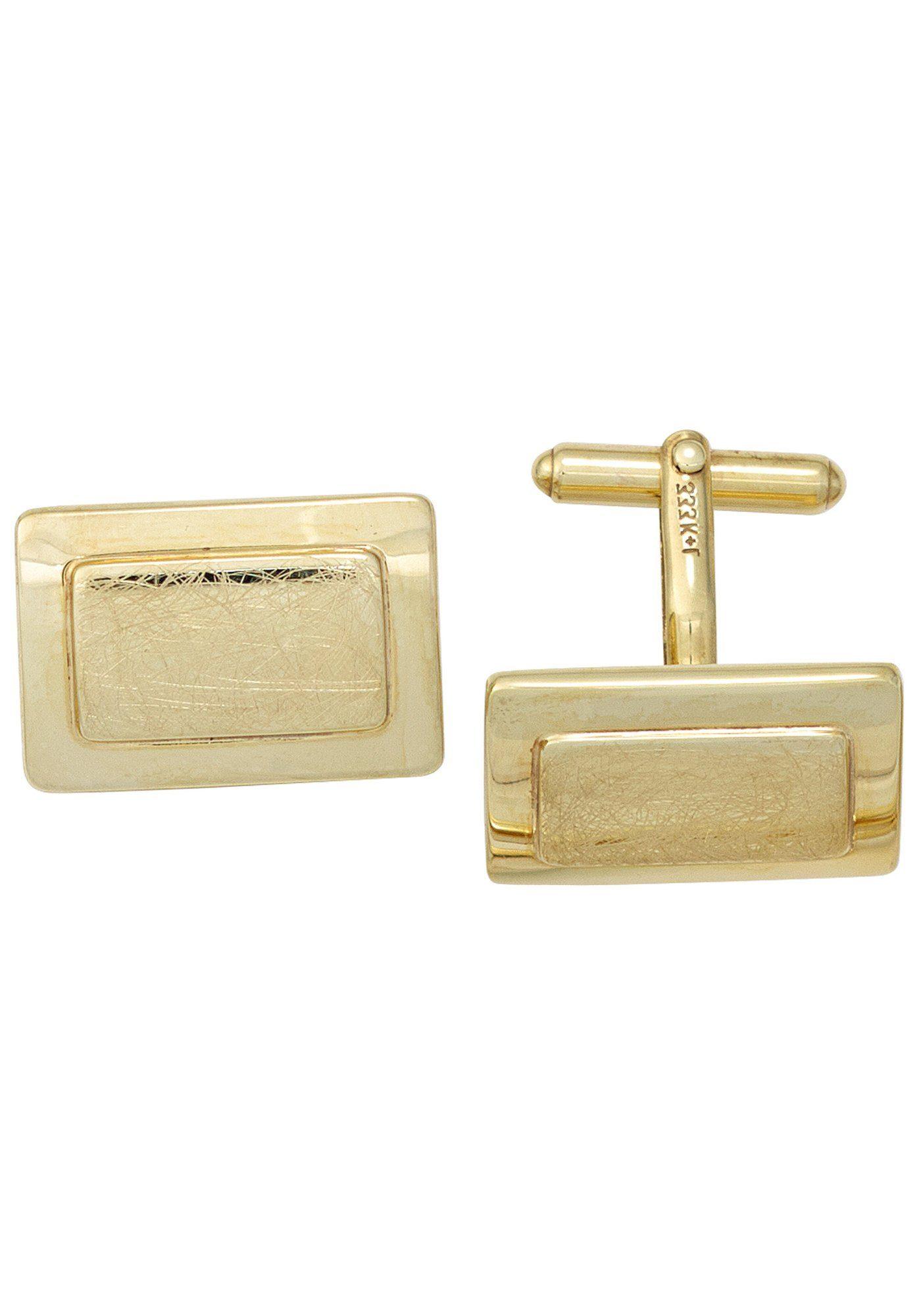 JOBO Manschettenknöpfe 333 Gold