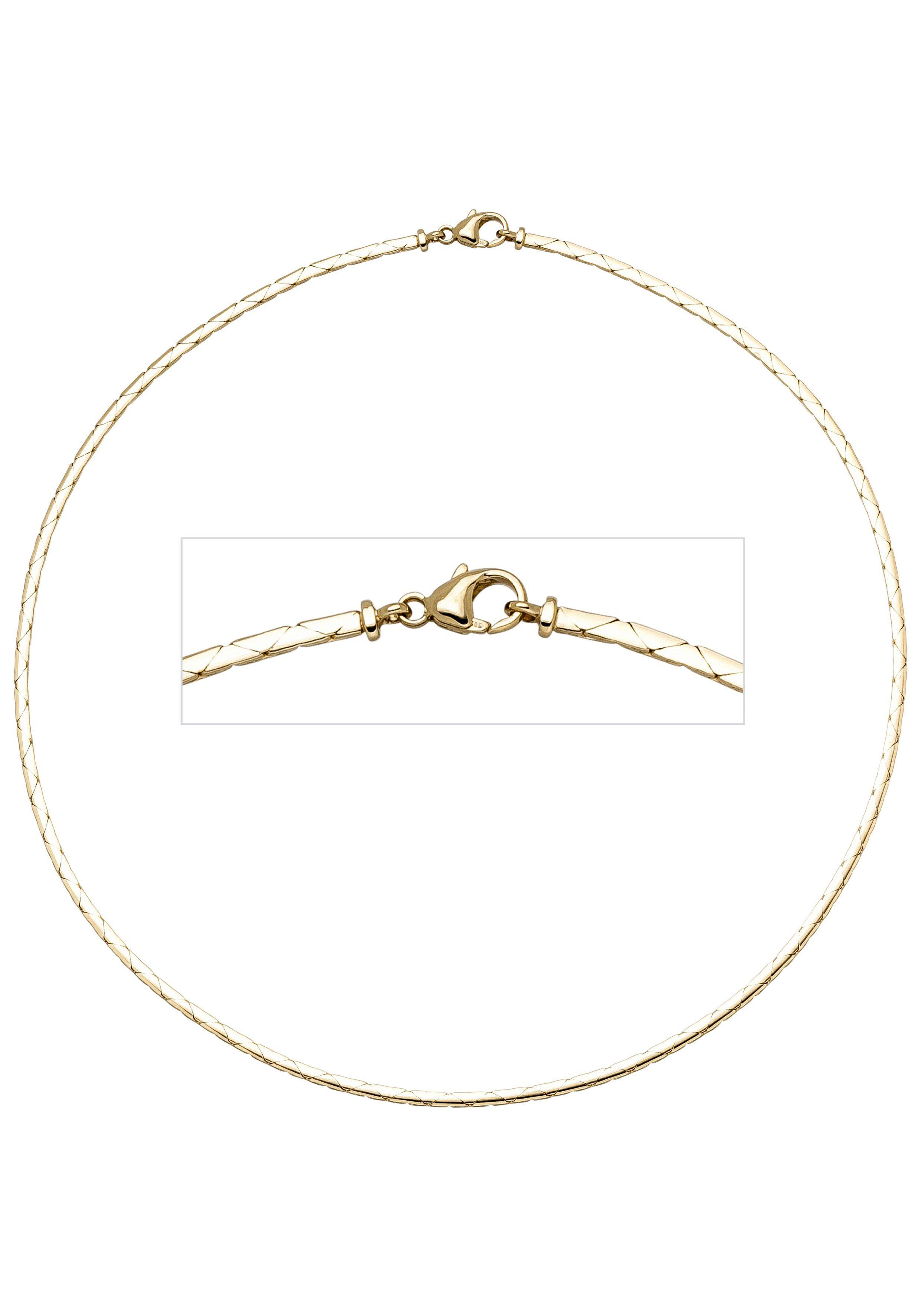 JOBO Goldkette 585 Gold 42 cm