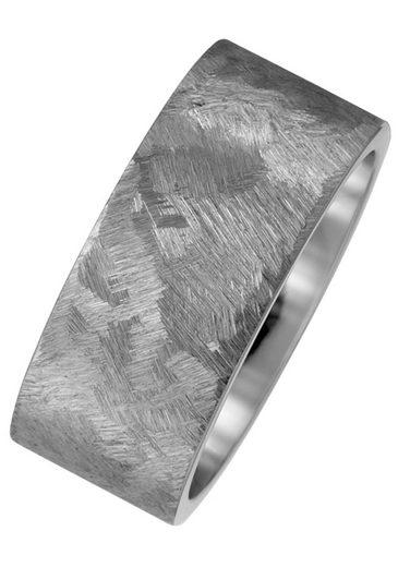 JOBO Fingerring breit Titan