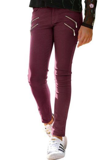 Buffalo Stretch-Jeans Super Skinny Passform
