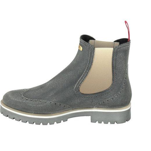 Metallic Gosch Sylt Chelseaboots Shoes look Im Feinen nfXrpwqfA
