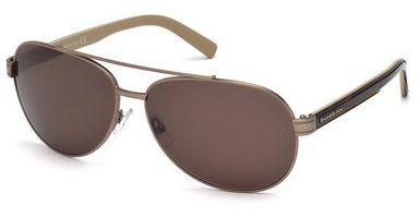 Ermenegildo Zegna Herren Sonnenbrille »EZ0004«