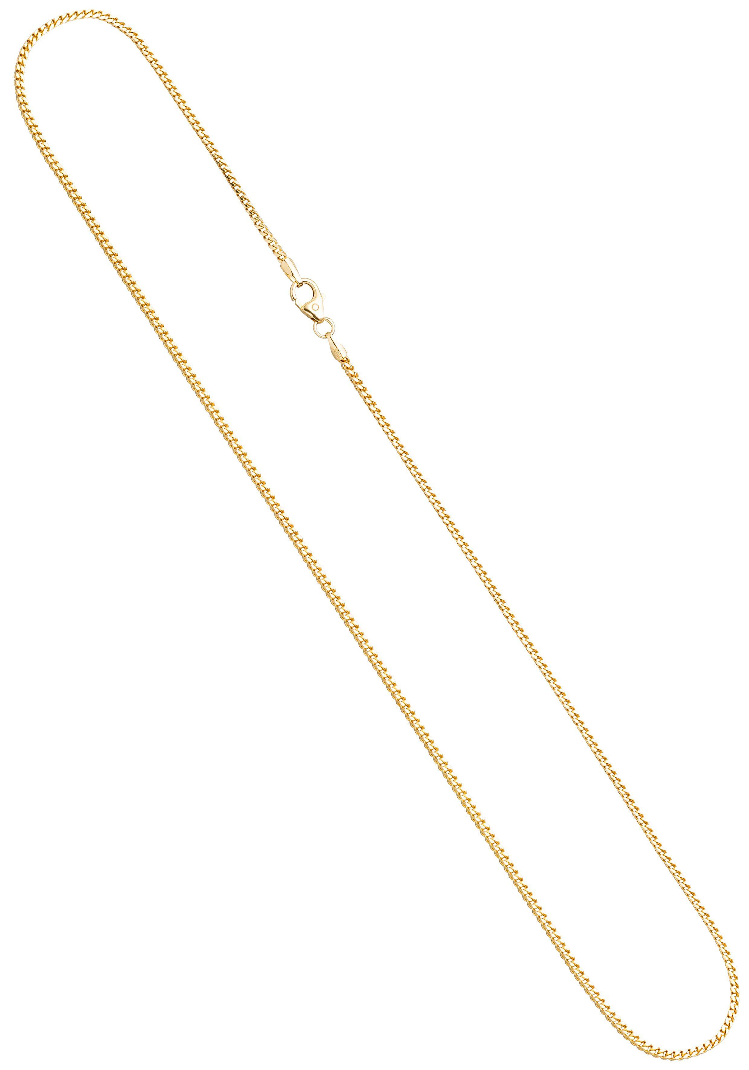 JOBO Goldkette »Bingokette« Bingokette 585 Gold 42 cm 1,5 mm