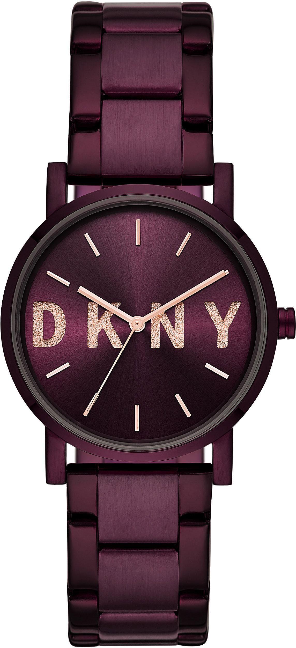DKNY Quarzuhr »SOHO, NY2766«