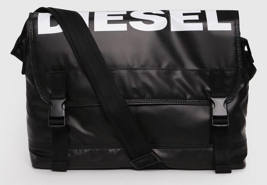 Diesel Messenger Bag »BOLDMESSAGE F-BOLD«, mit plakativem Logo Print