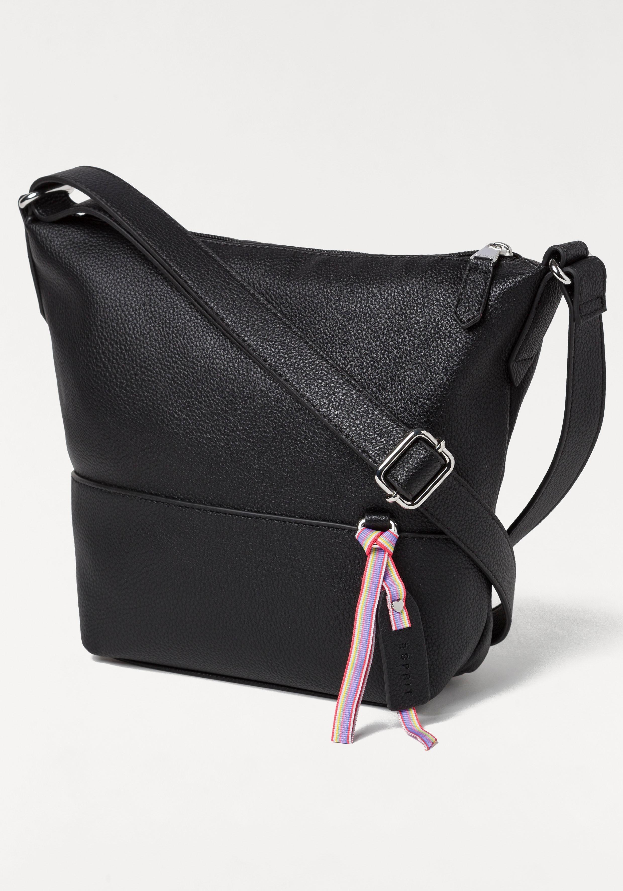Esprit Umhängetasche, mit verstellbarem Riemen | Taschen > Umhängetaschen | Esprit