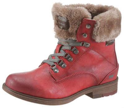 Mustang Shoes Winterboots im Bergsteigerlook 5bdbf4b1e8