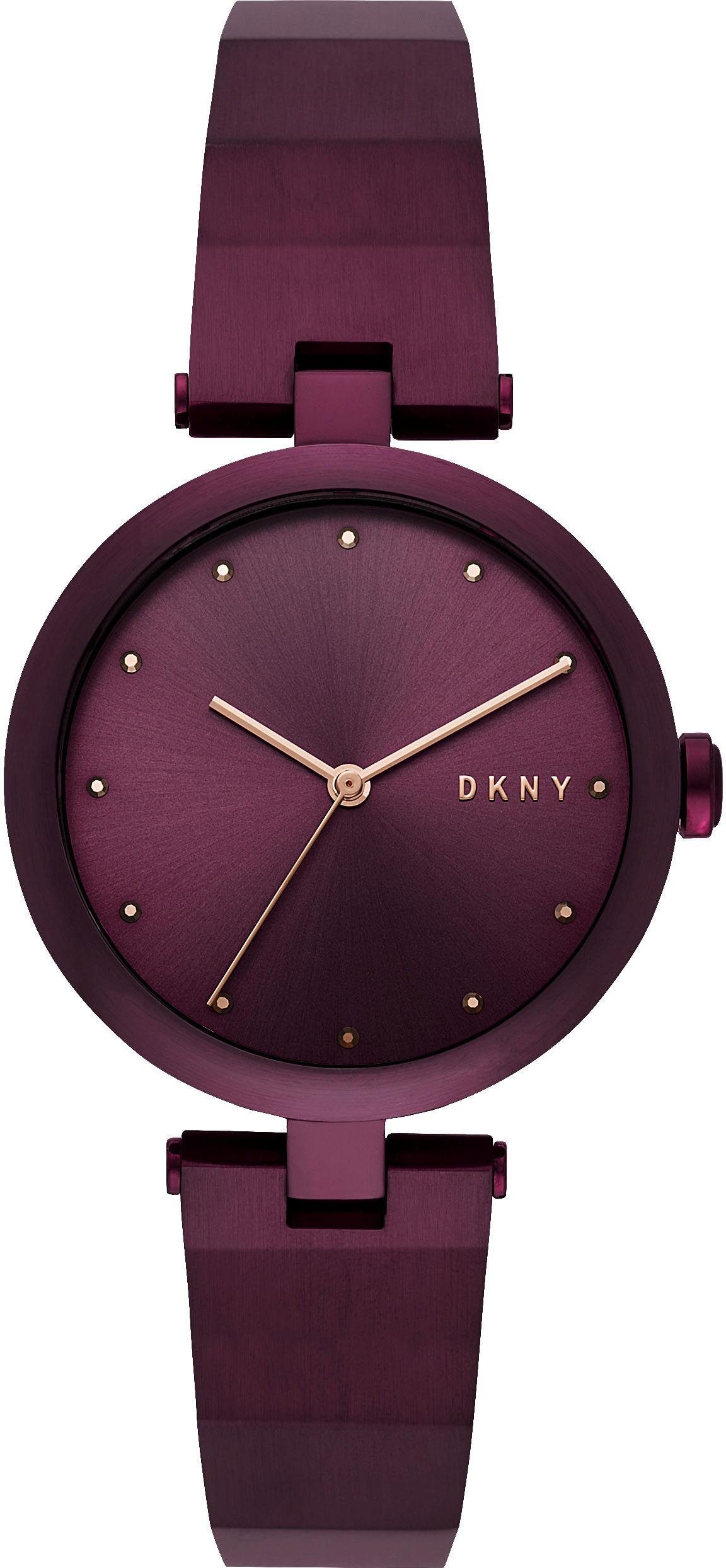 DKNY Quarzuhr »EASTSIDE, NY2754«