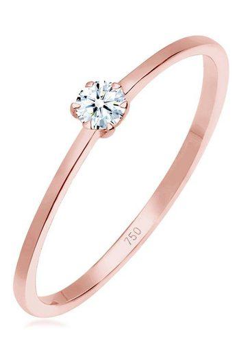 Diamore Diamantring »0612940617« mit Diamant