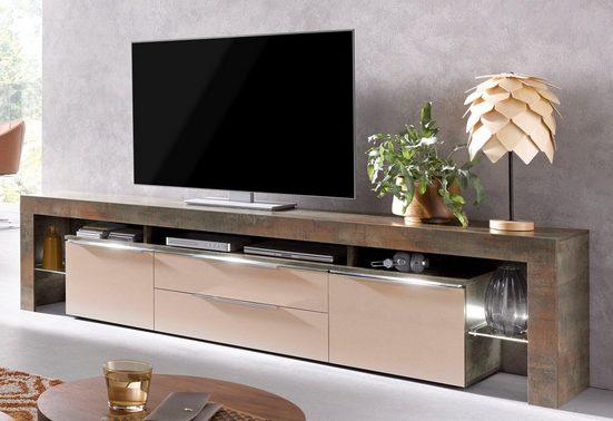 borchardt Möbel Lowboard »Lima«, Breite 220 cm