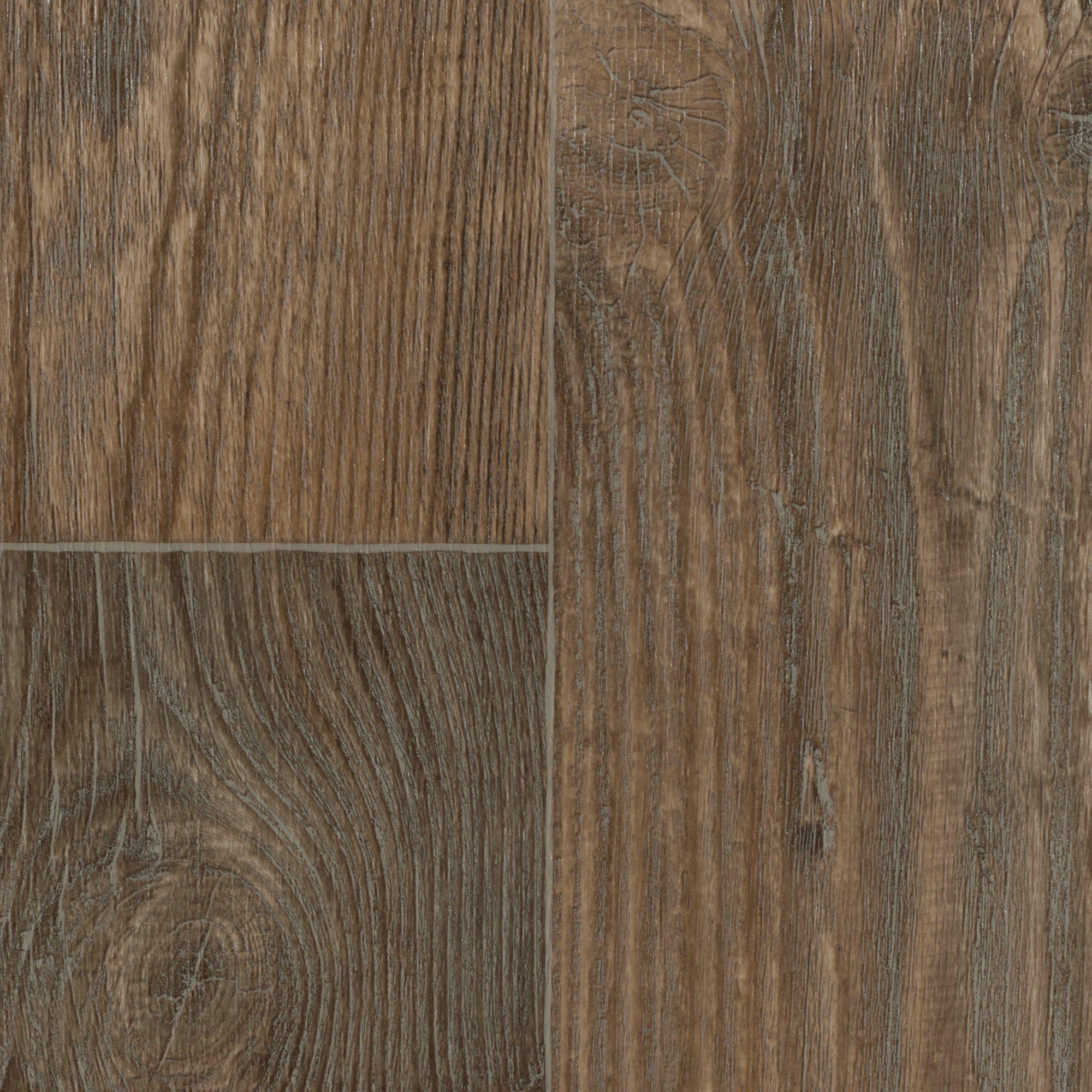BODENMEISTER Vinylboden »Dielenoptik Pinie rustikal«, Meterware in 400 cm Breite