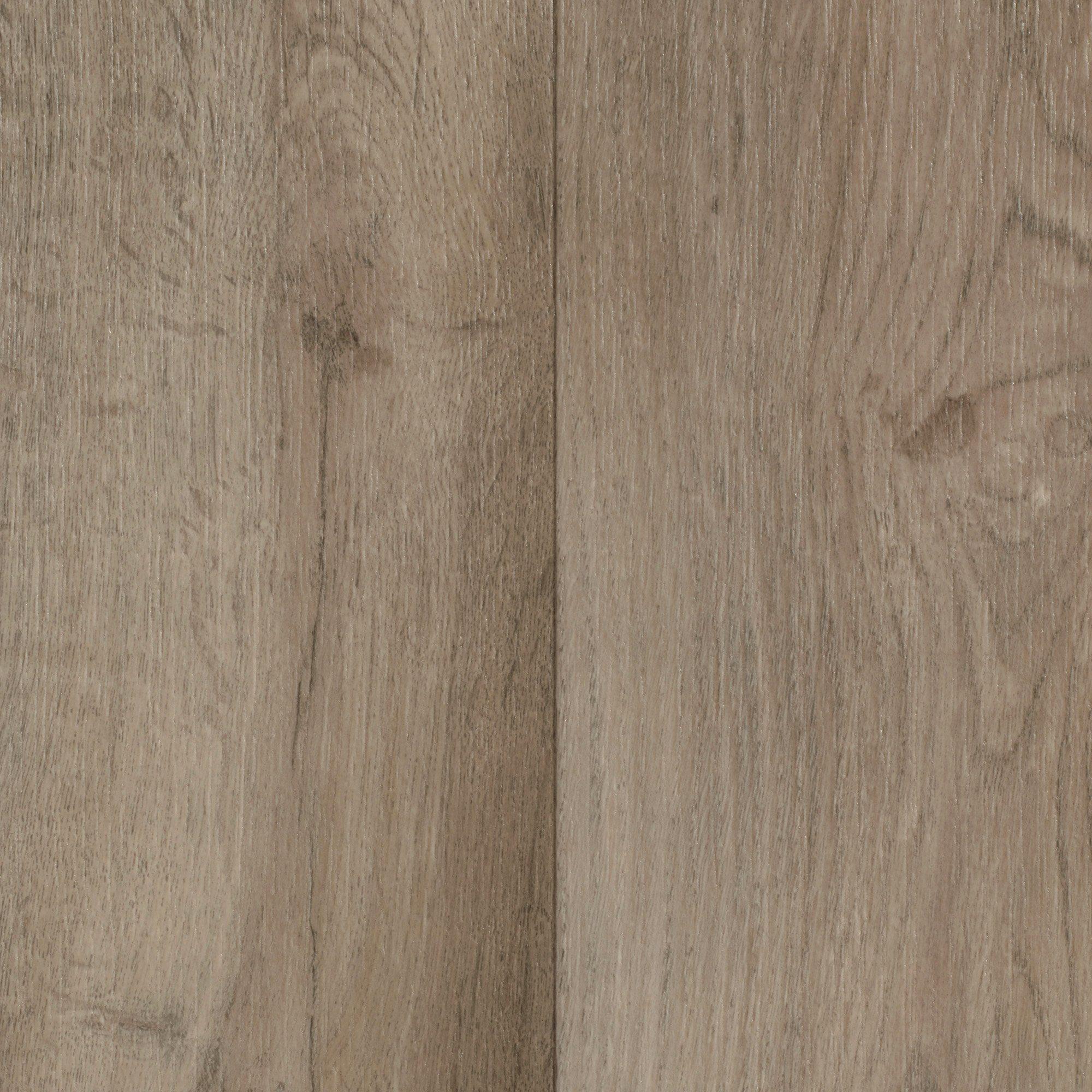 BODENMEISTER Vinylboden »Römö«, 2-Stab Eiche grau, Breite 400 cm