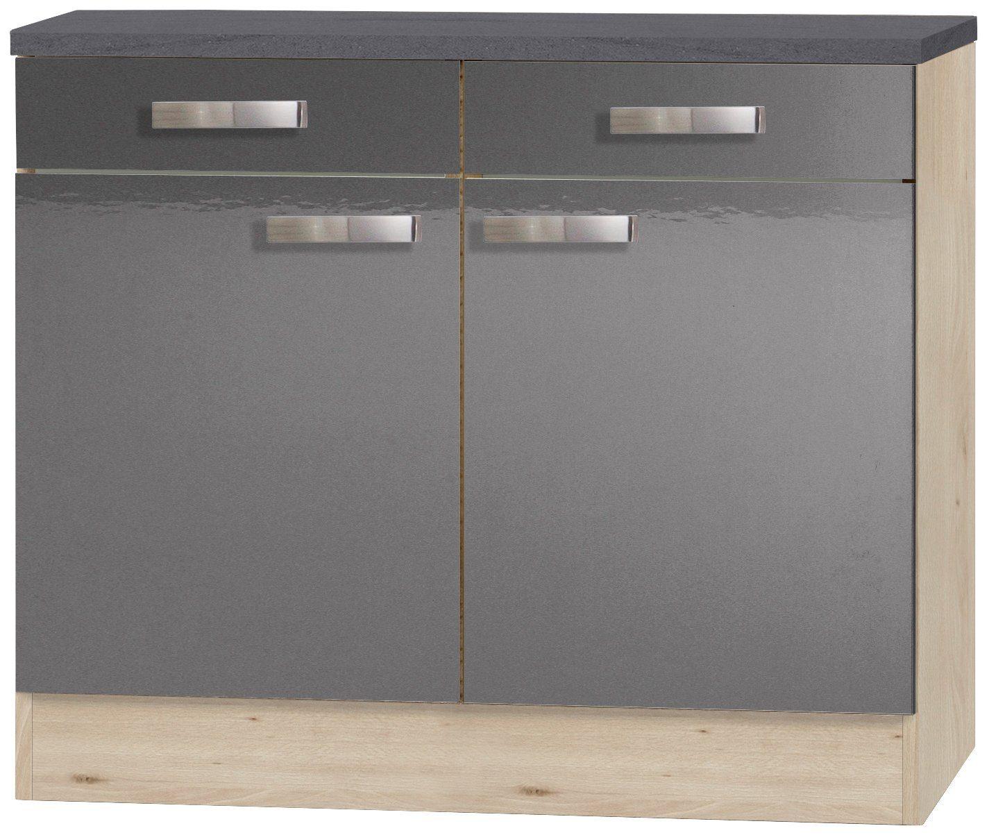 OPTIFIT Küchenunterschrank »OPTIkult Udine«, Breite 100 cm
