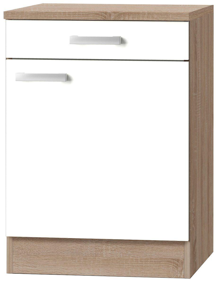 OPTIFIT Küchenunterschrank »OPTIkult Zamora«, Breite 60 cm