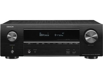 DENON »AVR-X1500H« 7.2 AV imtuvas (Bluetooth...