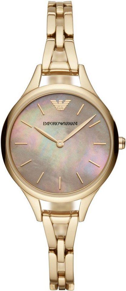 Emporio Armani Quarzuhr »AR11140« | Uhren > Quarzuhren | Goldfarben | Emporio Armani