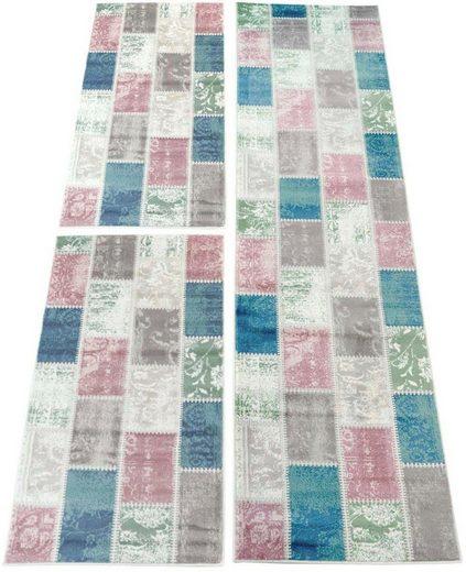 Bettumrandung »Inspiration 6313« Carpet City, höhe 11 mm, (3-tlg)