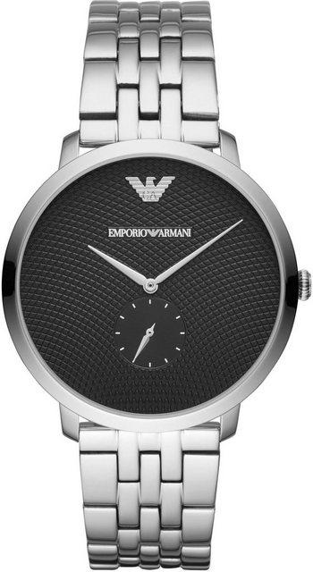 Emporio Armani Quarzuhr »AR11161« mit kleiner Sekunde | Uhren > Quarzuhren | Emporio Armani