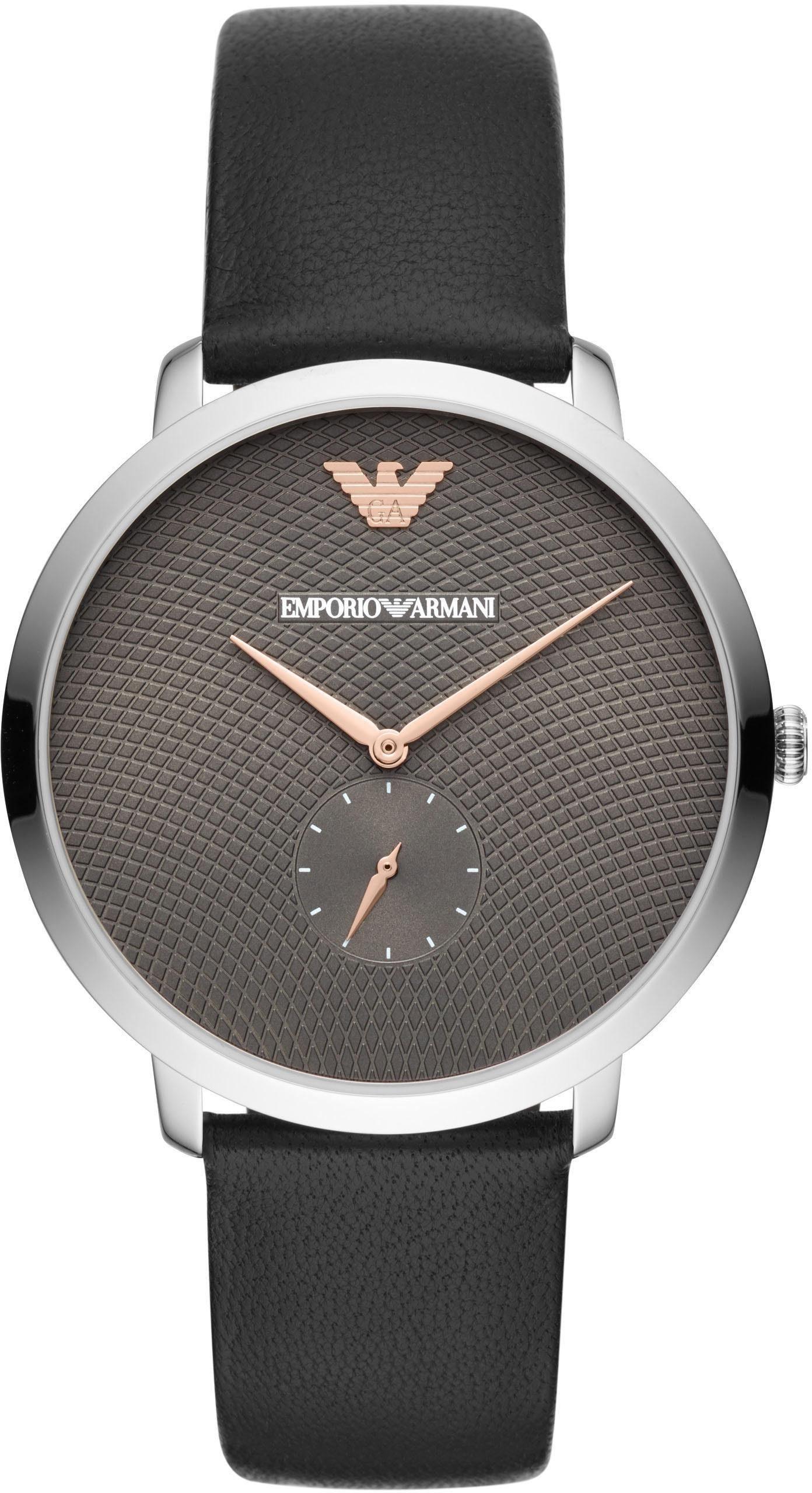 Emporio Armani Quarzuhr »AR11162« mit kleiner Sekunde