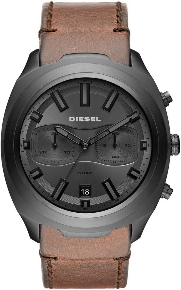 Diesel Chronograph »TUMBLER, DZ4491« | Uhren > Chronographen | Braun | Diesel