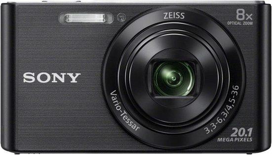 Sony »DSC-W830« Kompaktkamera (ZEISS Vario-Tessar, 20,1 MP, 8x opt. Zoom)