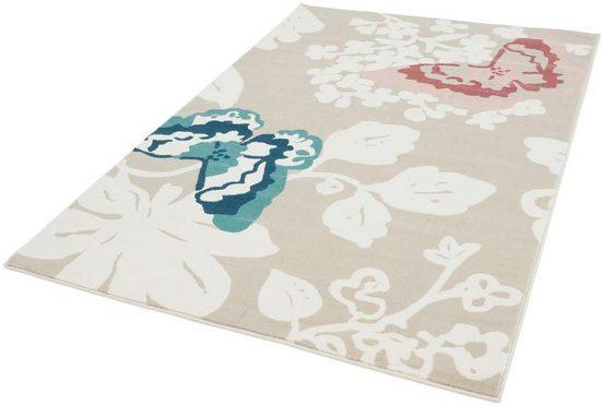 Teppich »Inspiration 5788«, Carpet City, rechteckig, Höhe 11 mm