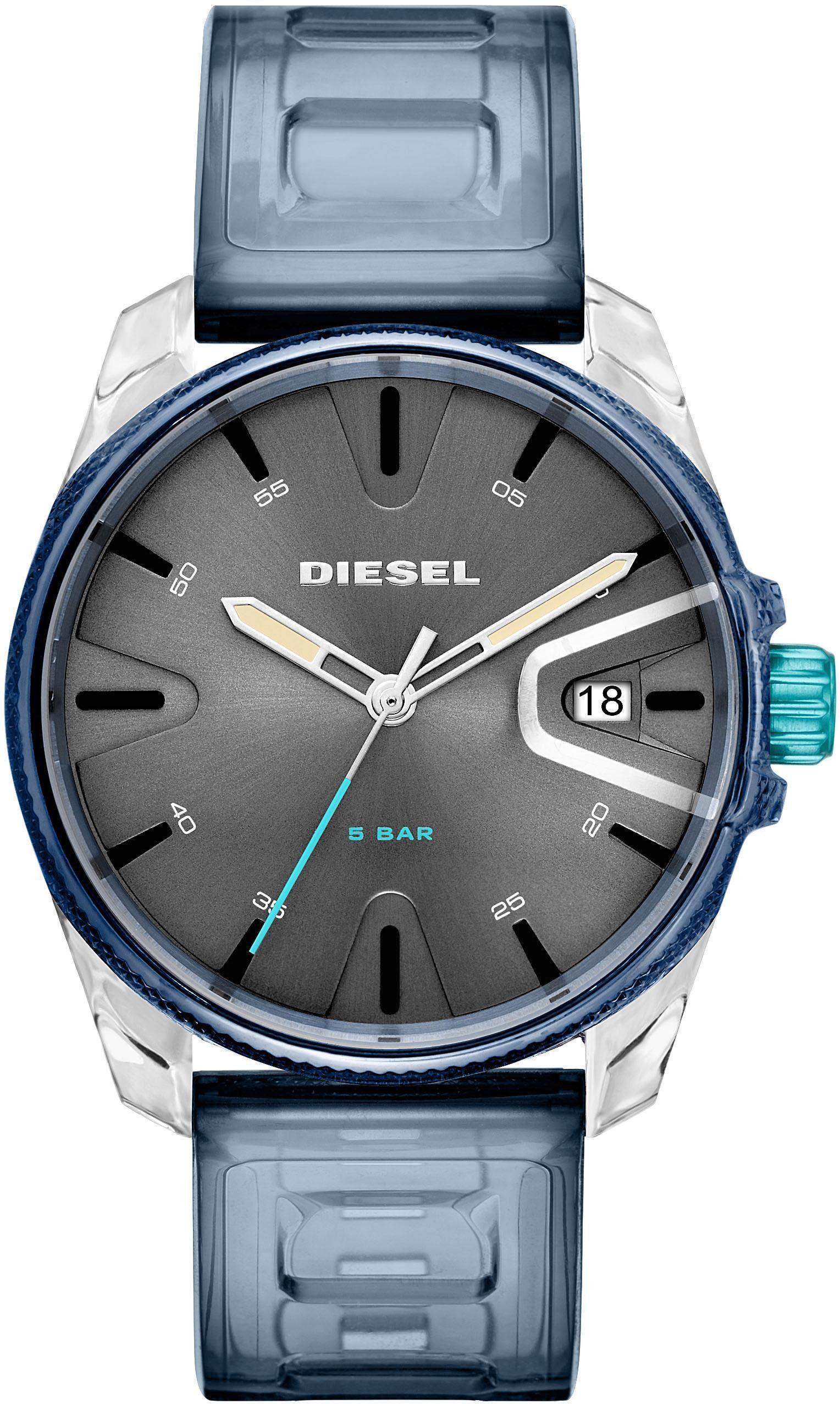 Diesel Quarzuhr »MS9 NSBB, DZ1868«