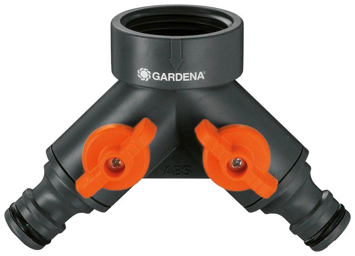 GARDENA 2-Wege-Ventil »00940-20«, für 26,5 mm (G 3/4)-Wasserhahn
