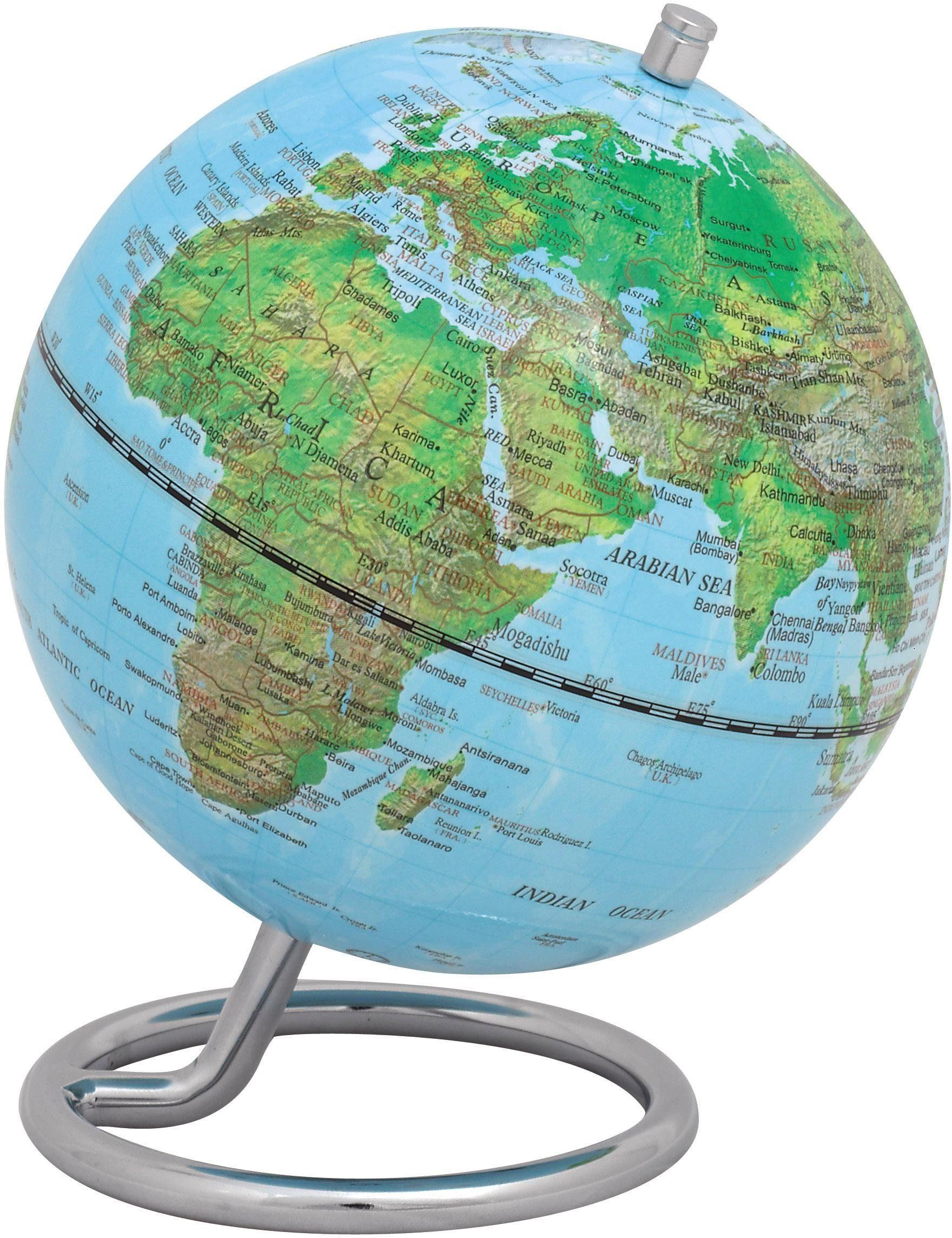 emform® Mini-Globus »GALILEI PHYSICAL NO 1«