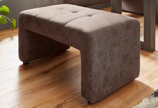 exxpo - sofa fashion Hocker, Breite 100 cm