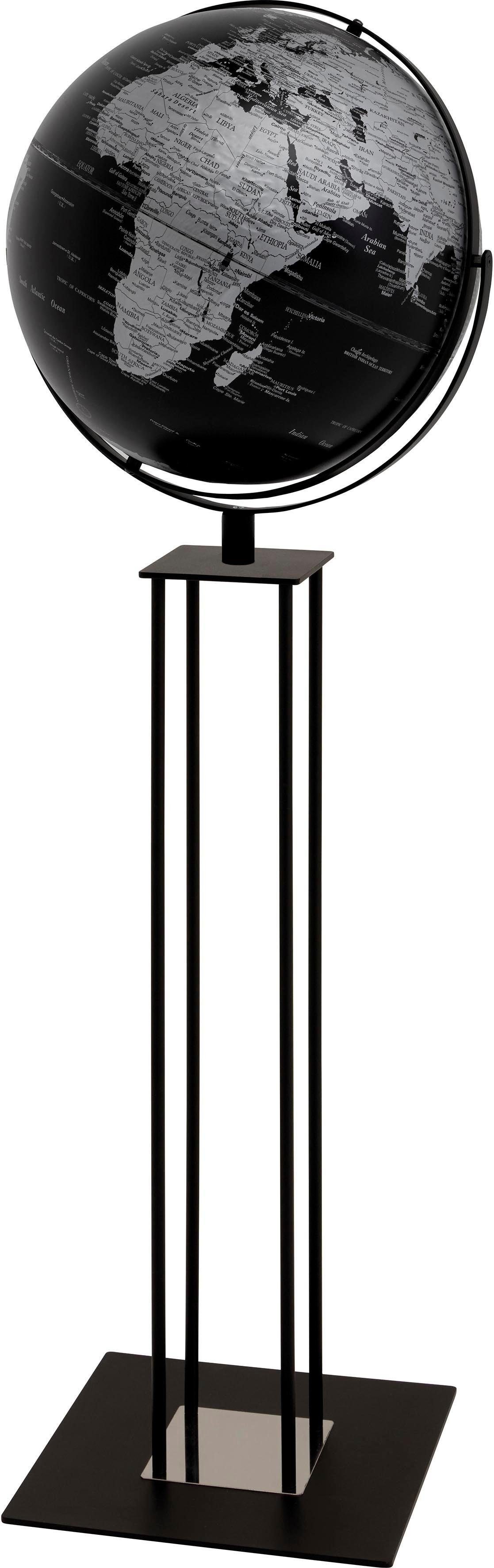 emform® Standglobus »WORLDTROPHY MATT BLACK NIGHT«