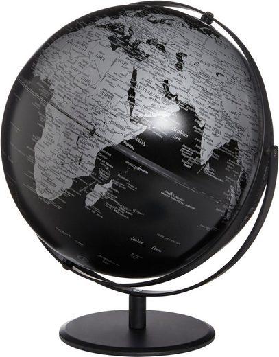 emform® Globus »Juri Saturn Matt Black«