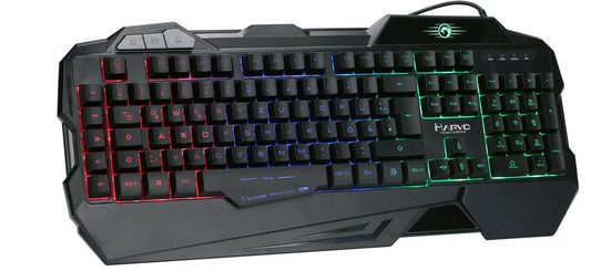 MARVO Scorpion USB Gaming Tastatur »Marvo Scorpion KG745«