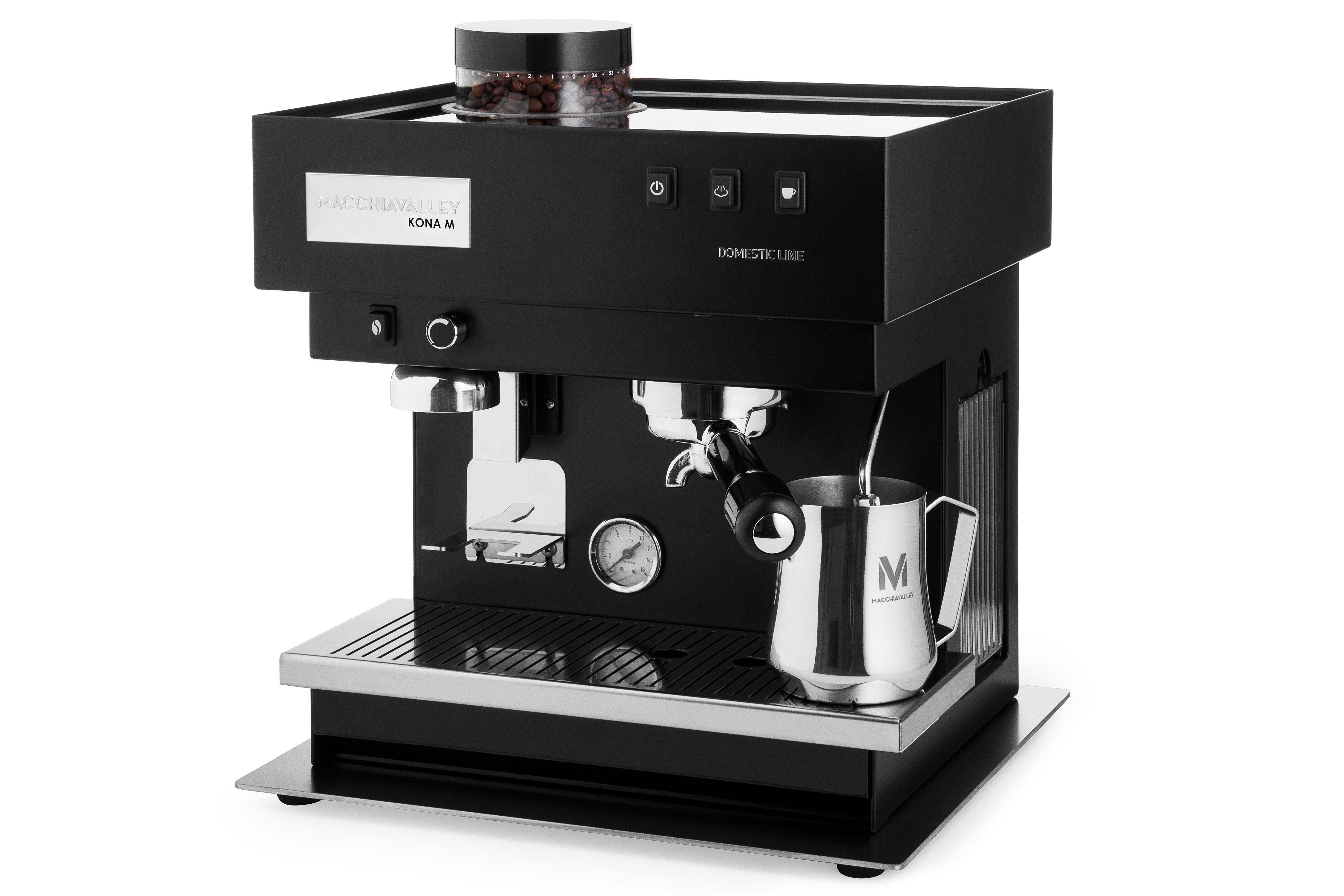 espressomaschinen preisvergleich die besten angebote online kaufen. Black Bedroom Furniture Sets. Home Design Ideas