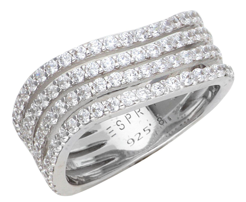 Esprit Fingerring »ESRG92823A« | Schmuck > Ringe > Fingerringe | Esprit