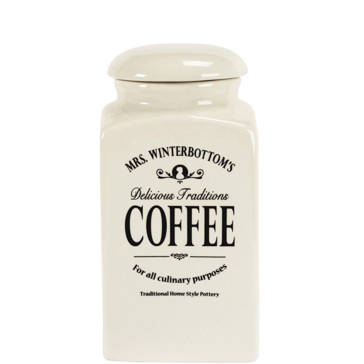 BUTLERS MRS. WINTERBOTTOM'S »Kaffeedose«