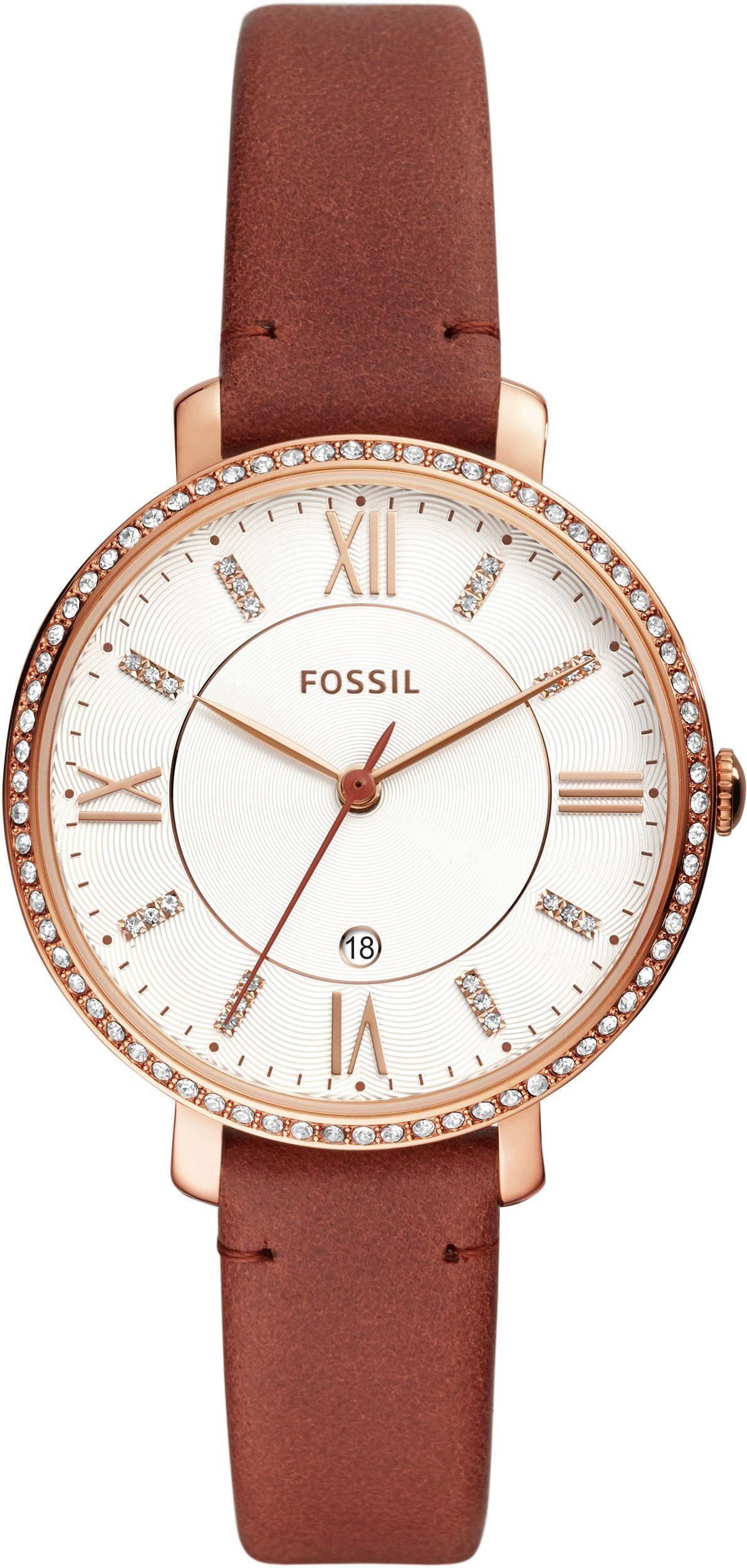 Fossil Quarzuhr »JACQUELINE, ES4413«