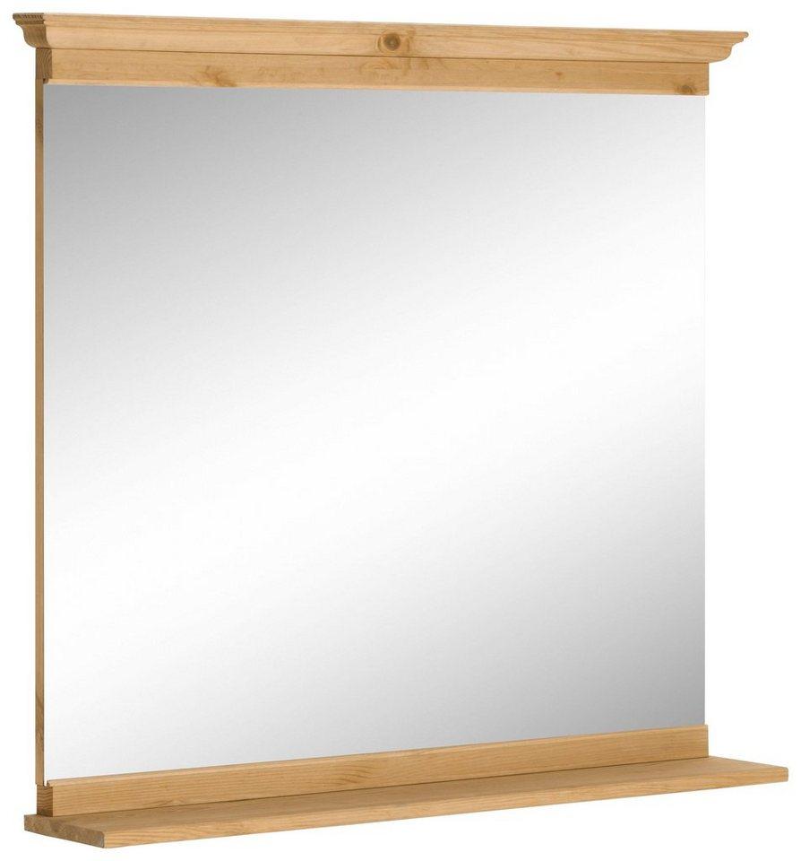 Welltime Spiegel Tili Mit Ablage Breite 80 Cm Otto