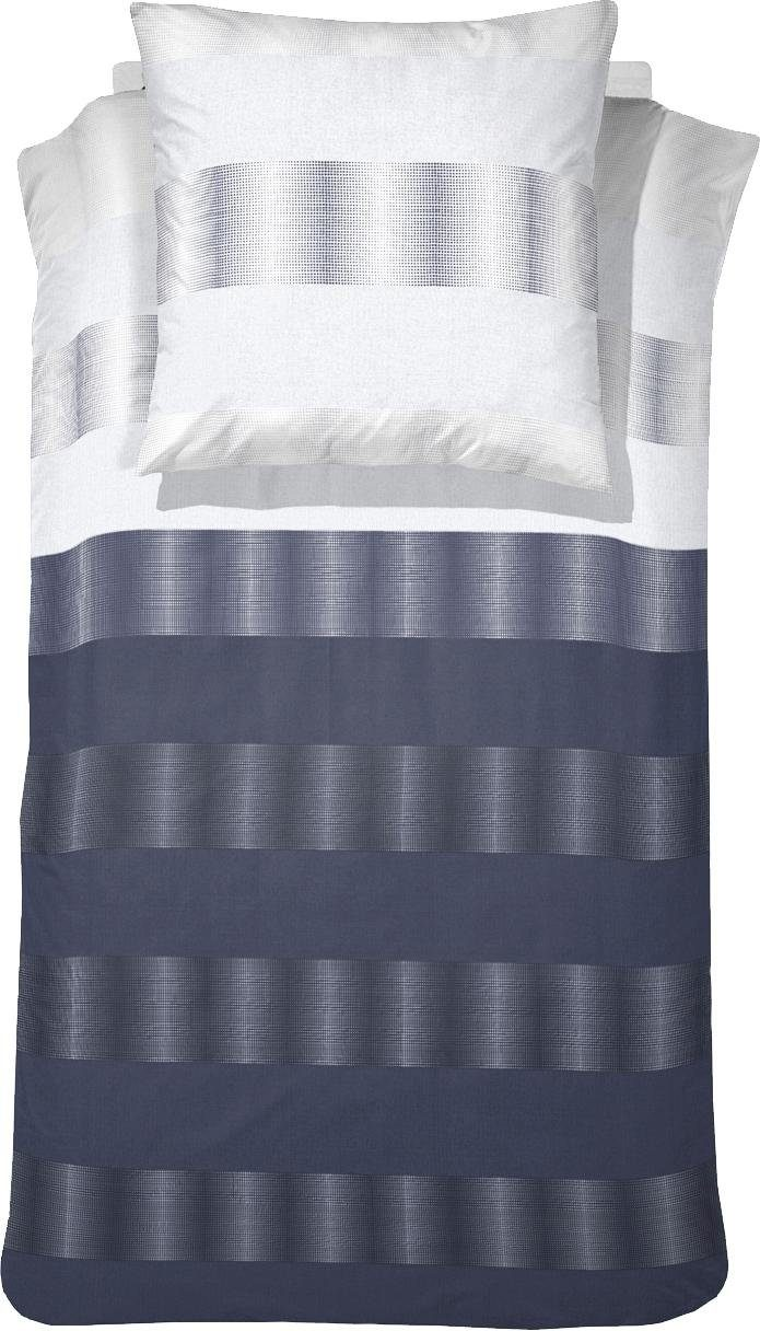 Bettwäsche »Pointo«, damai, mit besondern Streifen