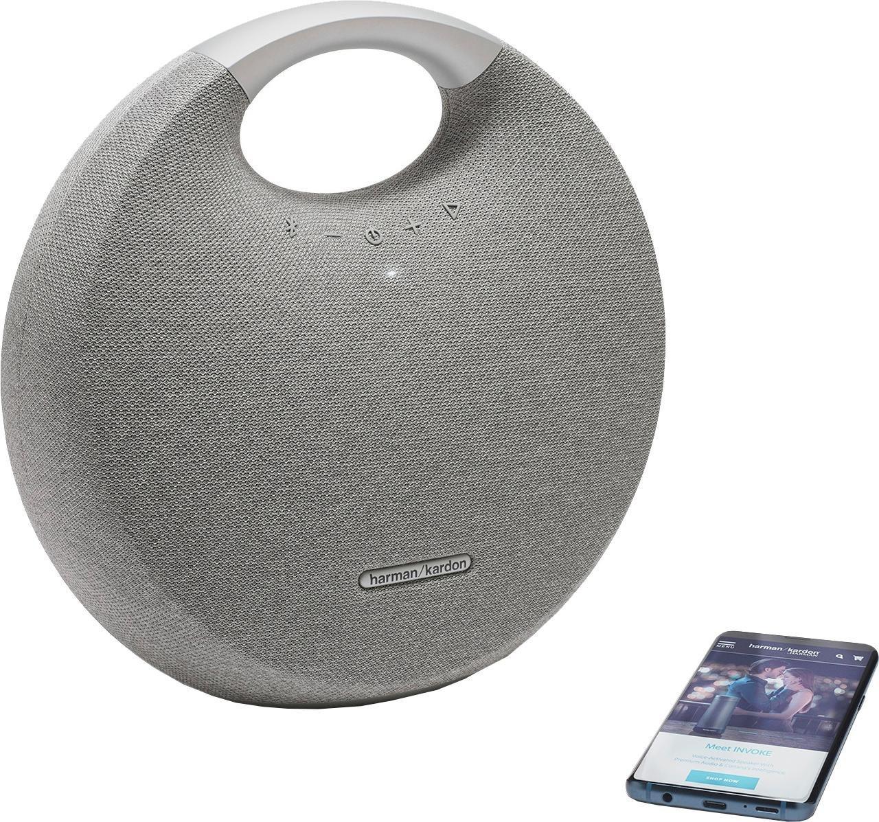 Onyx Studio 5 Portable-Lautsprecher (Bluetooth, 50 W)