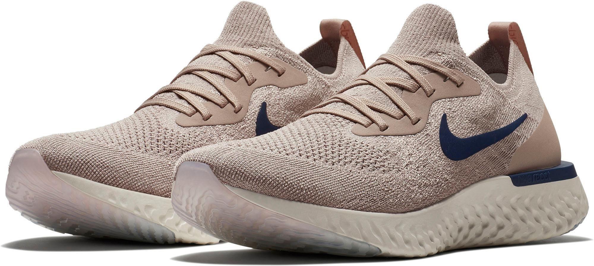 Nike »Epic React Flyknit« Laufschuh, Weich. Reaktiv. Leicht. Der neue Laufschuh von Nike online kaufen | OTTO